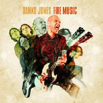 Danko JONES - Fire Music - Digipack