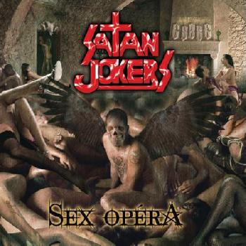 SATAN JOKERS - Sex Opéra CD+DVD