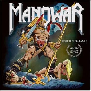 MANOWAR - Hail To England (Imperial Edition MMXIX)