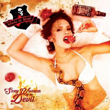 WHISKY OF BLOOD - Sexy Woman of the Devil