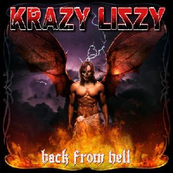 KRAZY LIZZY - Back from Hell