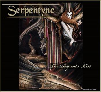 SERPENTYNE - The Serpent's Kiss - Digipack