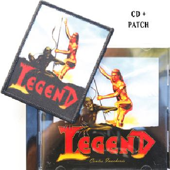 LEGEND - Contes Inachevés + patch