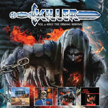 KILLER - Volume Two : Only The Strong Survive - Box 4CD