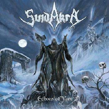 SUIDAKRA - Echoes of Yore - CD+DVD Digipack