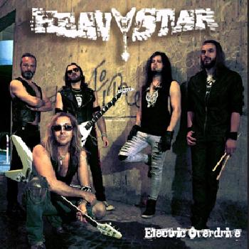 HEAVY STAR - Electric Overdrive