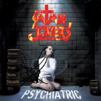 SATAN JOKERS - Psychiatric - CD+DVD