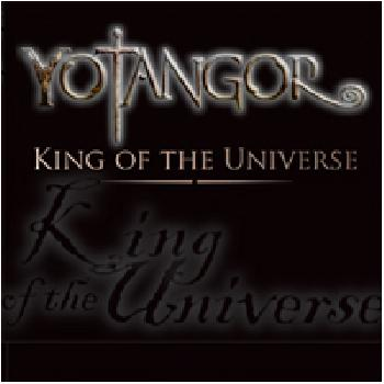 YOTANGOR - King of the Universe - 2CD Digipack
