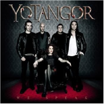 YOTANGOR - We Speak - Digipack - Band's Private version