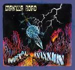MANILLA ROAD - Metal  + Invasion - 2CD Digipack